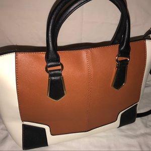 ALDO Brown Tote Handbag